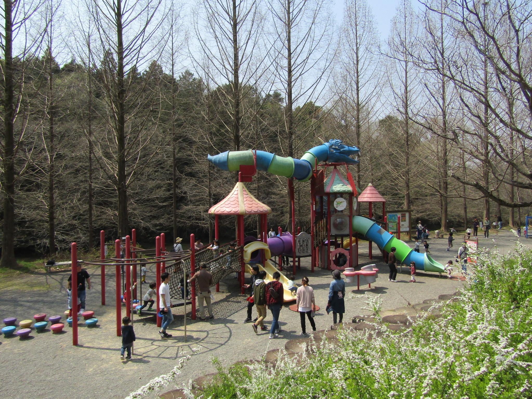 満濃 森林 公園